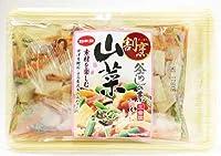 カネカ 割烹釜めしの素 山菜 3合炊×6個