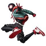 スパイダーマン:スパイダーバース SVアクション マイルス・モラレス/スパイダーマン(再販) ノンスケール ABS&PVC製 塗装済み完成品 アクションフィギュア