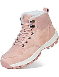 [Mannpo] スノーシューズ ブーツ メンズ 防滑 防水 防寒のスノーブーツ 雪靴 アウトドア 通勤用(11色オプションの選択)