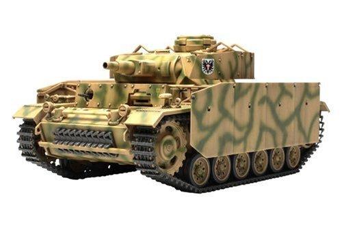 1/48 ドイツIII号戦車N型