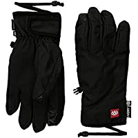 ブランドオメガ 686 Glove Black Ruckus Pipe Gloves [並行輸入品]