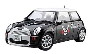 フジミ模型 1/24 CARモデルEASYシリーズNo.5 ミニクーパーS くまモンVer. プラモデル