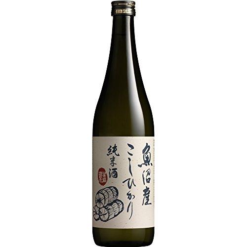 純米酒 魚沼産こしひかり 720ml日本盛 純米酒 魚沼産こしひかり 720ml