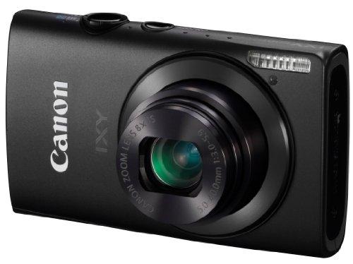 Canon デジタルカメラ IXY600F ブラック IXY600F(BK)