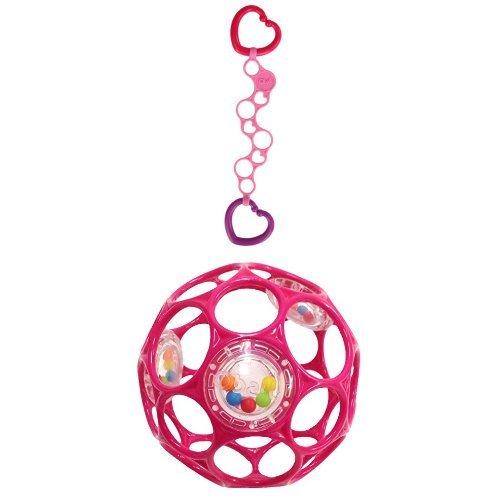 O'ball オーボール ピンク ベビーカーセット