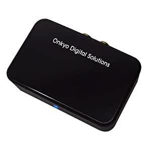 ONKYO Bluetoothオーディオレシーバー 高音質コーデックAAC/aptX対応 WR-BT300
