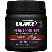 Balance Plant Protein 500g Chocolate Flavour Vegan Friendly