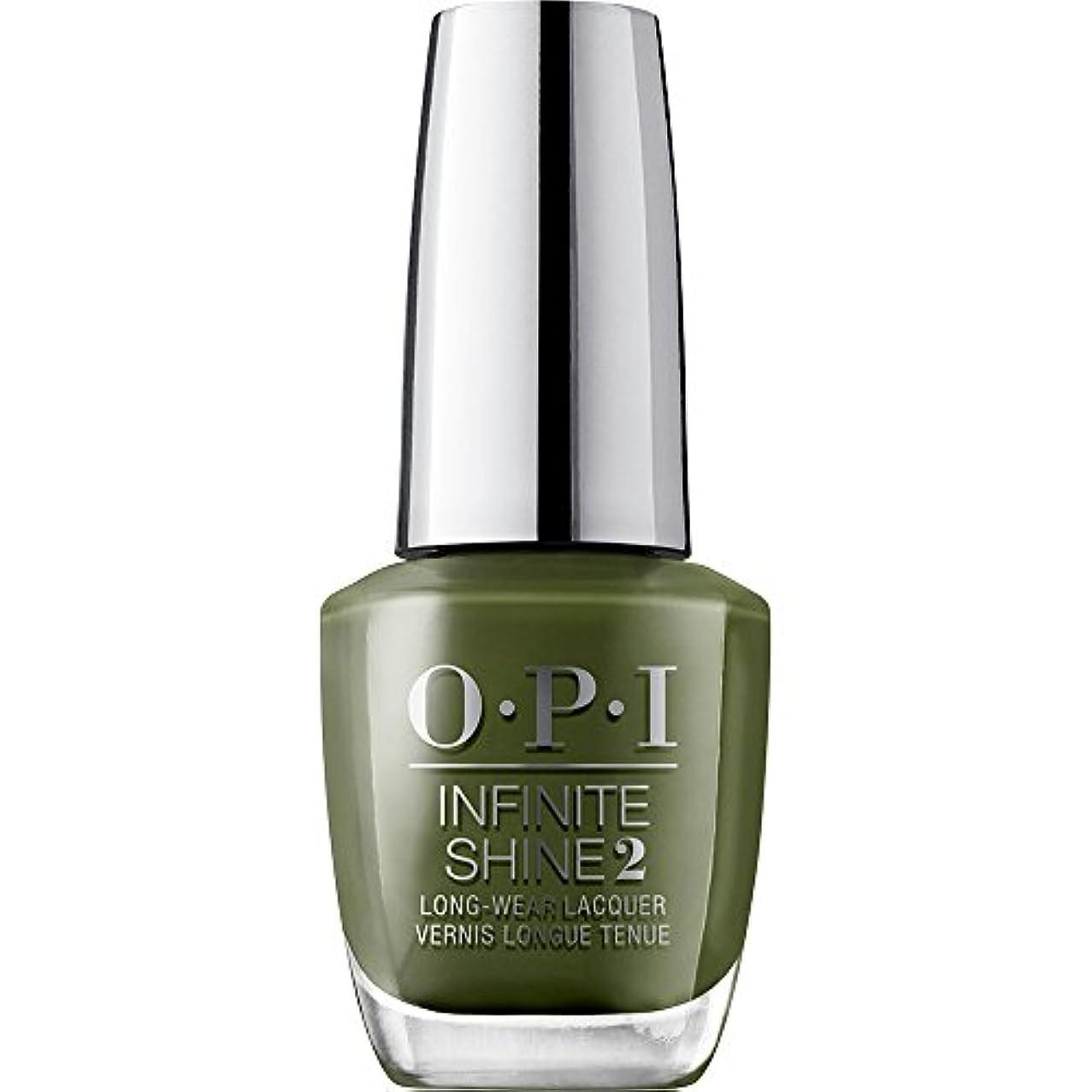 OPI(オーピーアイ) インフィニット シャイン ISL64 オリーブ フォー グリーン
