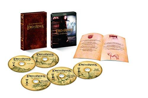 [画像:ロード・オブ・ザ・リング/二つの塔 スペシャル・エクステンデッド・エディション(初回限定生産/5枚組) [Blu-ray]]