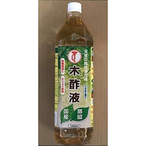 大幸薬品:タイコー木酢液 1.5L