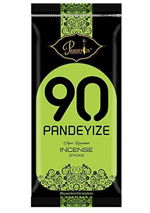 加速度優雅投資するPandeyize Super Luxurious Incense Sticks - Fragrance Incense Sticks