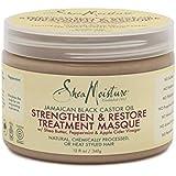 Shea Moisture Jamaican Black Castor Oil Strengthen and Restore Treatment Masque, 340 ml