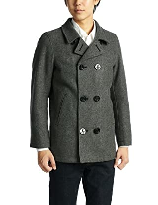 Peacoat Made in USA 14-06-0005: Grey