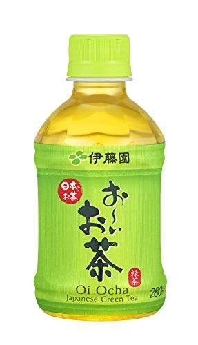 お〜いお茶緑茶 280ml 280ml ×24本