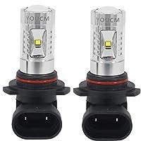 CHRYSLER クライスラー CROSSFIRE H15~ ZH32 フォグ HB4(9006) 30W ハイパワー LED 左右2個セット[YOUCM][1年保証] &キャンセラー