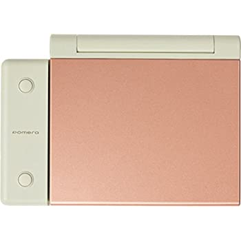 キングジム デジタルメモ ポメラ DM5  ピンクゴールド