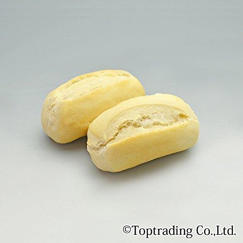 冷凍パン ムスリムフレンドリー プチパン(タイハラール認証工場で製造) 完全焼成 業務用 1ケース 38g×120