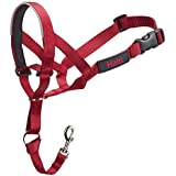 Company of Animals Halti Head Collar for Dogs, Size 3, Red