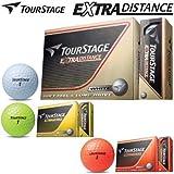 BRIDGESTONE(ブリヂストン) ゴルフボール TOURSTAGE エクストラディスタンス 1ダース( 12個入り)  TEYX 画像