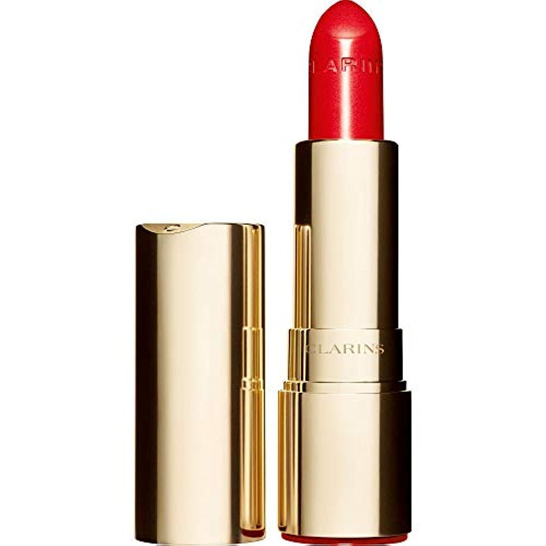 着替える外出学習[Clarins] クラランスジョリルージュブリリアント口紅3.5グラムの741S - 赤、オレンジ - Clarins Joli Rouge Brillant Lipstick 3.5g 741S - Red Orange...