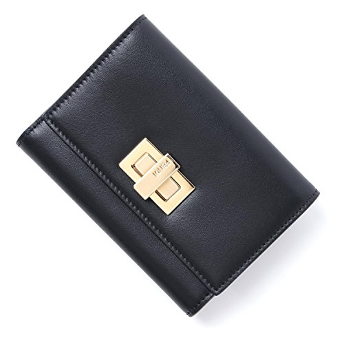 (フェンディ) FENDI 2つ折り財布 小銭入れ付き/PEEKABOO ピーカブー [並行輸入品]