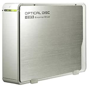 I-O DATA BD/DVD/CD対応 外付ブルーレイディスクドライブ BRD-UH8S