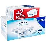 BRITA (ブリタ) MAXTRA (マクストラ) お徳用 8個 セットBRITA浄水器ポット交換用カートリッジ 8個 セット (6個+2個)【並行輸入品】