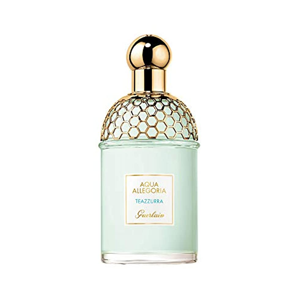 計器パステル流産ゲラン Aqua Allegoria Teazzurra Eau De Toilette Spray 125ml/4.2oz並行輸入品