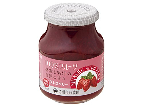 100%フルーツ ストロベリー 430g