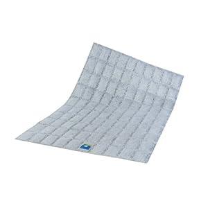 フォーラル 除湿・結露対策グッズ グレー サイズ:69×45×厚み0.5cm 押入れ用 繰り返し使えるから経済的 (お知らせセンサー付) 25個セット