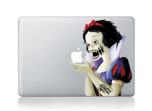 白雪姫 ゾンビver. 13インチ Mac book 対応 ...