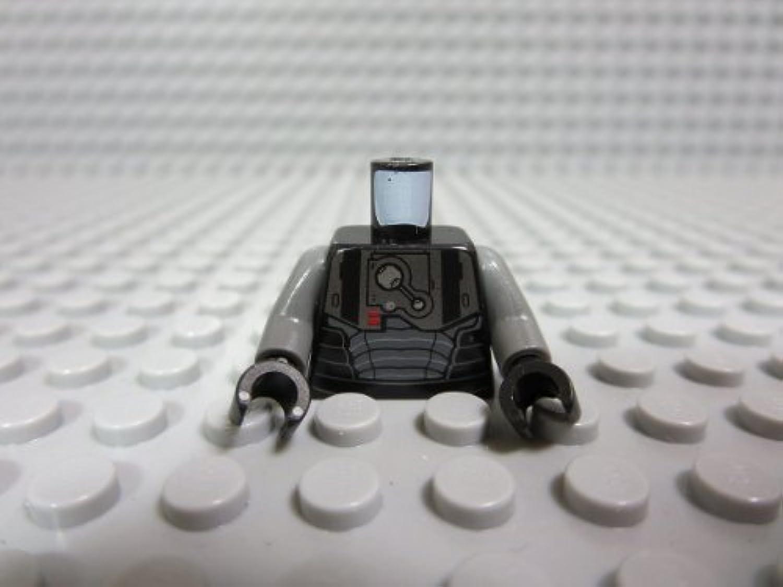 レゴ ミニフィグ 【トルソー】 1226_Black