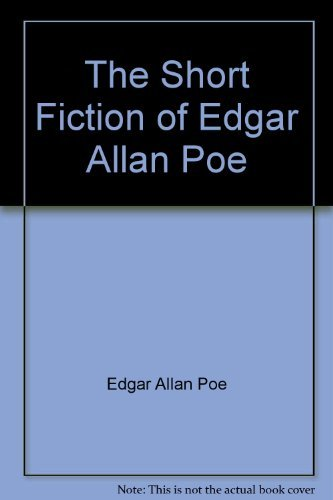 Download The Short Fiction of Edgar Allan Poe (The Library of Literature, LL-40) 0672610329