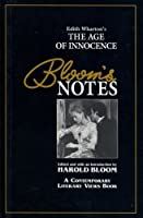 Edith Wharton's the Age of Innocence: Bloom's Notes