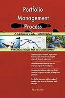 Portfolio Management Process A Complete Guide - 2020 Edition