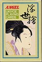 ヴィンテージSealedデッキAngel Ukiyoe Playing Cards inボックス
