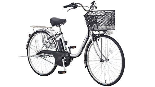Panasonic(パナソニック) 2017年モデル ビビ・TX 26インチ BE-ELTX632 電動アシスト自転車 専用充電器付
