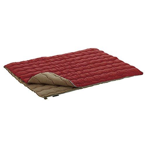 ロゴス スリーピング 2 in 1 Wサイズ丸洗い寝袋