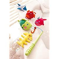 HABA Water Friends Angler Set Toy [並行輸入品]