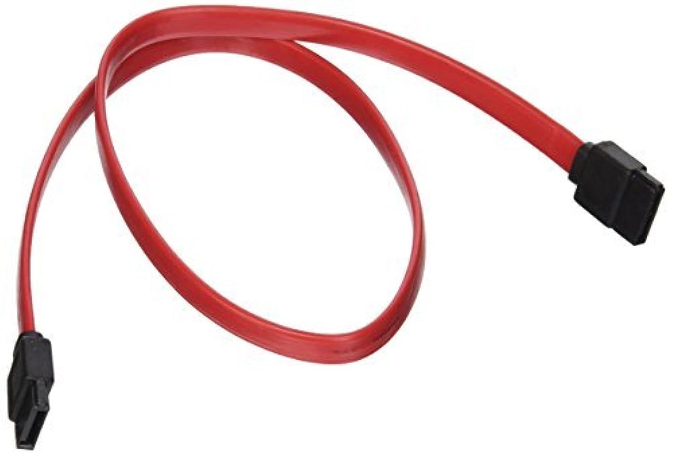 反動ポータブル裁判官Monoprice 108775 18-Inch SATA Serial ATA Cable [並行輸入品]