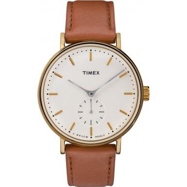 タイメックス(TIMEX) ユニセックス時計(フェアフィールドサブセコンド【型番:TW2R37900】)アナログ【**/**】