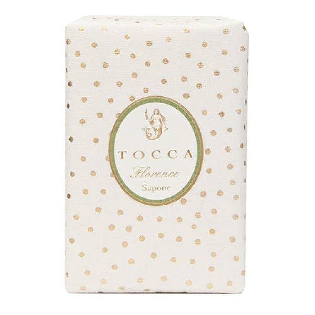 アナロジー寄り添う気球CONCENT TOCCA (トッカ) ソープバー〔フローレンスの香り〕