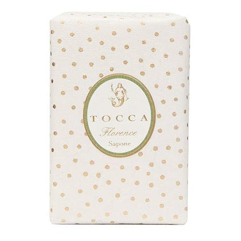 鹿またはどちらか抽象CONCENT TOCCA (トッカ) ソープバー〔フローレンスの香り〕