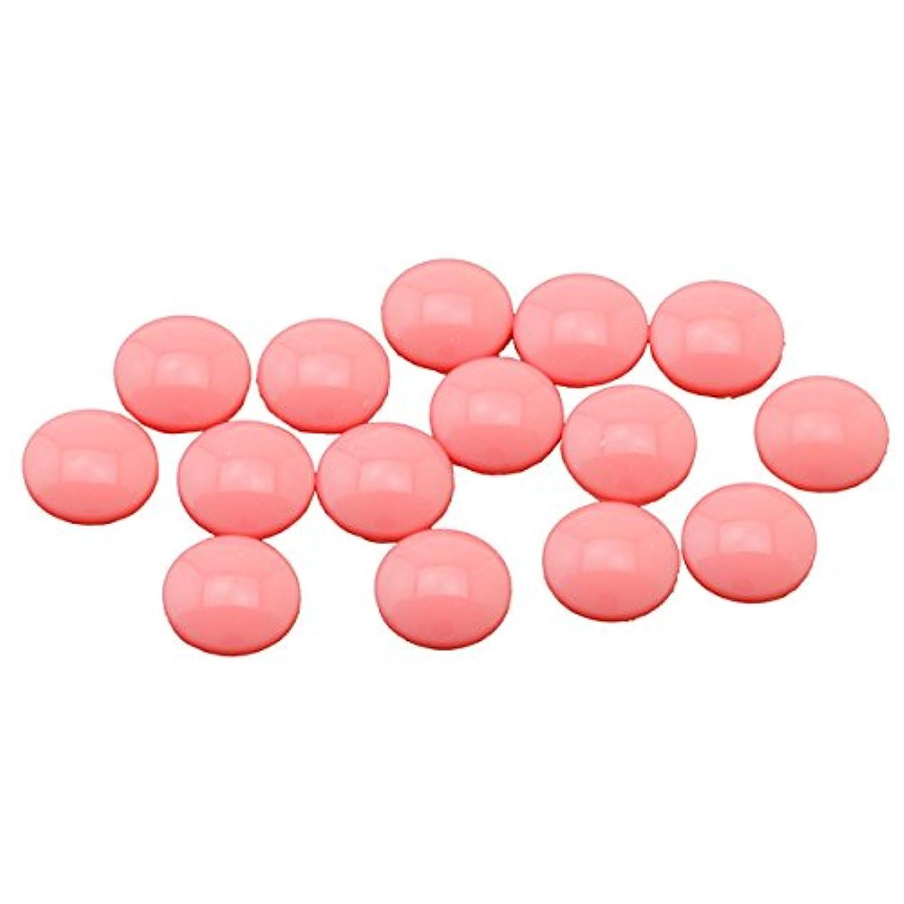 説教ティーム抗生物質<エトゥベラ>スモークストーン ラウンド 4mm(各30個) コーラル(4mm)