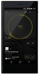 ONKYO デジタルオーディオプレイヤー GRANBEAT SIMフリースマートフォン機能付き ハイレゾ対応 DP-CMX1(B)