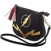 DC Comics Purse Flash Accessory Flash Purse DC Comics Bag Flash Gift