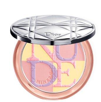 【Dior(ディオール)】ディオールスキン ミネラル ヌード グロウ パウダー (#03:キャンディ ラブ(限定色))