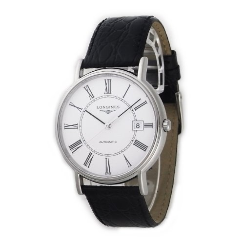 腕時計 プレザンス パーカー社ボールペン付特別セット L4.801.4.11.2 メンズ 【並行輸入品】 ロンジン