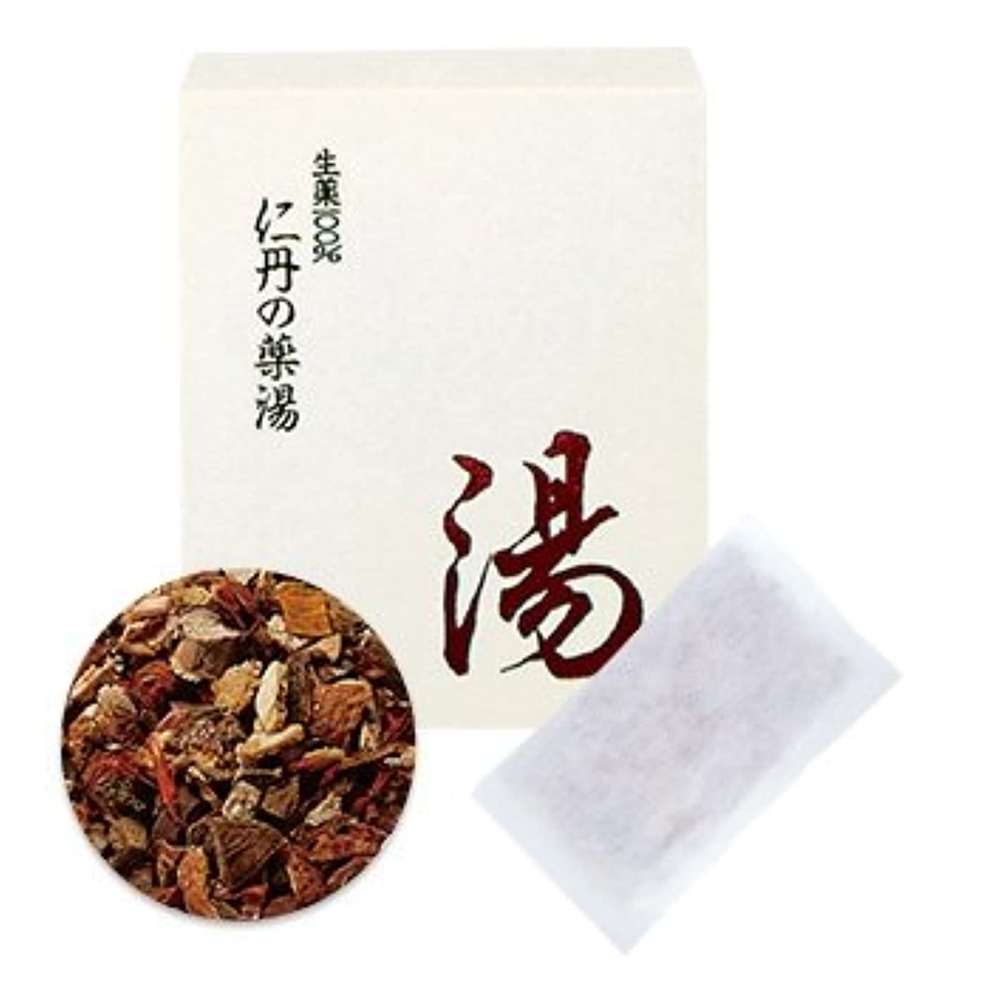 不誠実メーカー許可森下仁丹 仁丹の薬湯(ハード) 10包 医薬部外品