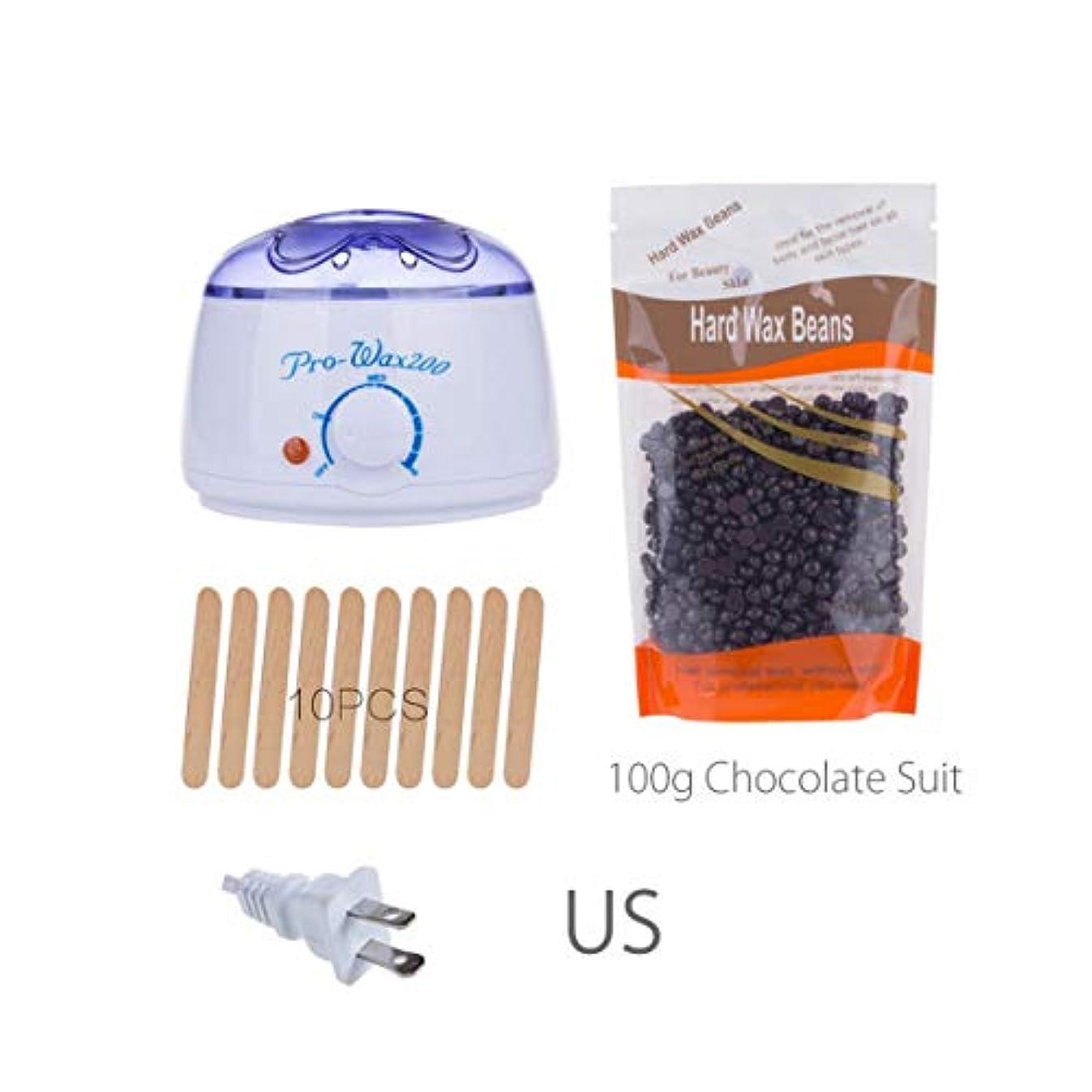 キャリア破壊的なおとこIntercorey 200CC Hand Wax Machine Hot Paraffin Wax Warmer Heater Body Depilatory Salon SPA Hair Removal Tool With...